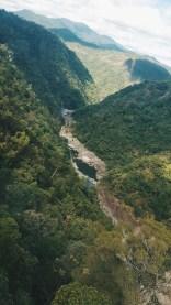 Baron Falls gorge